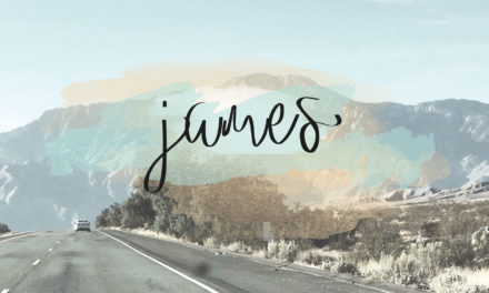 James Bible Study – Chapter 2 – Women
