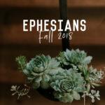 Bible Study – Ephesians – Week 1