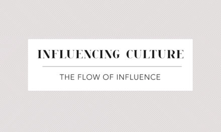 Influencing Culture – The Flow of Influence