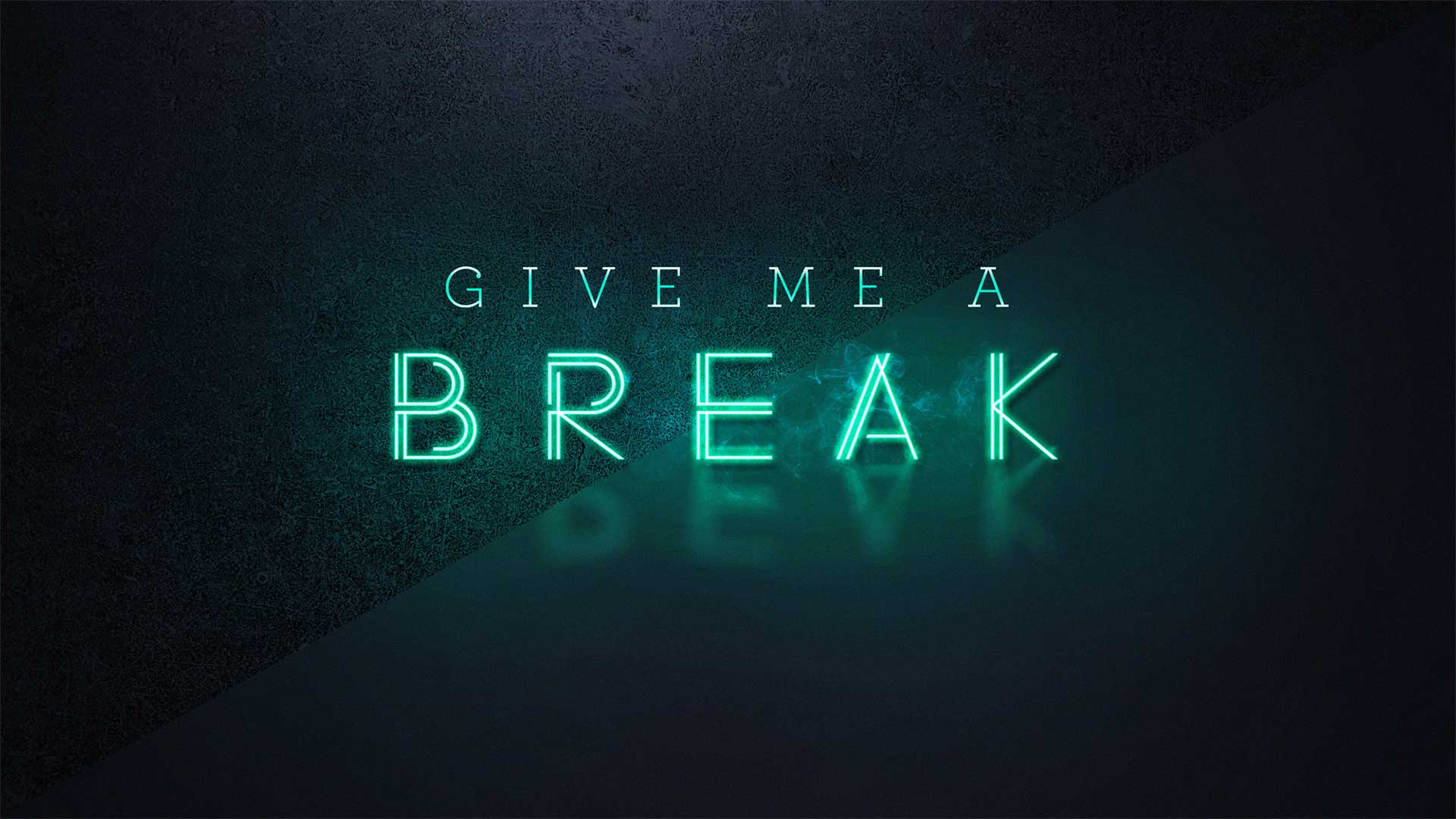 Give Me a Break | LifePoint Church Resources