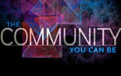 God Is Community