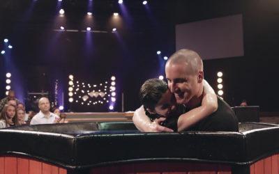 Kids Baptism Service 2019
